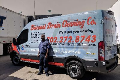 Discount Drain Cleaning LV Employee
